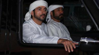 Photo of حمدان بن محمد يشرف إنطلاقة تمهيدي المرموم