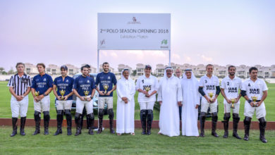 Photo of Khalaf Al Habtoor hosts event to launch the Al Habtoor Polo Resort & Club's 2nd Polo Season Opening