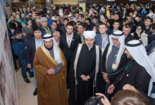 Photo of (Emirati memoriser shines at Moscow In't Holy Quran Award (Zayed Edition