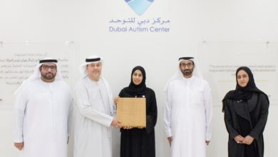 Photo of معالي وزيرة تنمية المجتمع تزور مركز دبي للتوحد