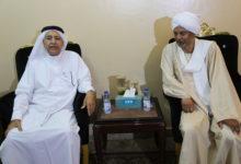 Photo of حمدان بن راشد يقدم العزاء فى وفاة المشير سوار الذهب