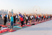 "Photo of ""تحدّي دبي للياقة 2018"" يزخر بالفعاليات ودروس اللياقة في أجواء حماسية ومشوّقة على مدار 30 يوماً"