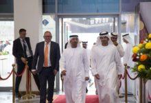 Photo of سعادة داوود الهاجري يفتتح معرض جلف هوست 2018 الذي يقام في مركز دبي التجاري العالمي