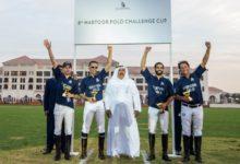 Photo of محمد الحبتور يظفر بكأس تحدي البولو العائلي للمرة السادسة