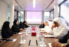 Photo of DFWAC receives a delegation  from the Arab Charter of Human rights