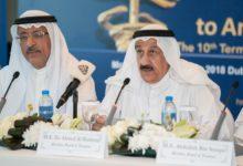 Photo of كلمة سعادة الدكتور احمد الهاشمى عضو مجلس أمناء الجائزة