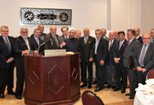Photo of وفد من هيئة آل مكتوم الخيرية يزور المركز الإسلامي في ديترويت  ديترويت امريكا
