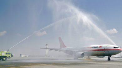 Photo of ناقلة صينية جديدة تستخدم مطار دبي ورلد سنترال