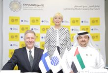 Photo of Finland brings innovative business solutions to Expo 2020 Dubai