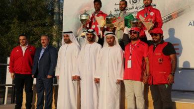 Photo of الاماراتي الطنيجي يتوج بذهبية المسدس 10 أمتار في بطولة عام زايد