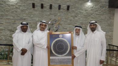 Photo of مؤسسة محمد بن راشد الخيرية  تستقبل وفد من جمعية بيت الخير