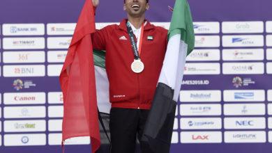 Photo of الإمارات تحصد أول ميدالية في تاريخ مشاركتنا بأولمبياد الشباب وتحل بالمركز الثالث عربياً بآسياد جاكرتا