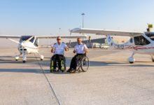 Photo of مؤسسة مطارات دبي وفريق اكزيكيوجت يتحدان لدعم رحلة طيارين من اصحاب الهمم