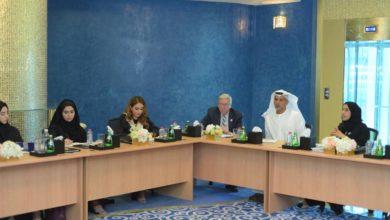 """Photo of """"لجنة المجتمع وإرث الألعاب"""" تناقش الاستعدادات في برنامج المدن المضيفة"""