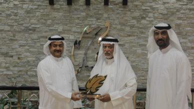 Photo of مؤسسة محمد بن راشد آل مكتوم الخيرية  تكرم عبدالرزاق العبدالله