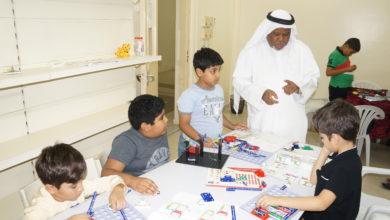Photo of الدورة العلمية الشتوية في نادي الإمارات العلمي