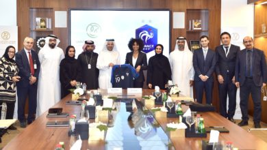 Photo of مجلس دبي الرياضي يستقبل وفد الاتحاد الفرنسي لكرة القدم