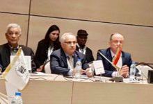 Photo of البرجي.والمؤتمر ٢٧ للاتحاد العام للادباء والكتاب العرب