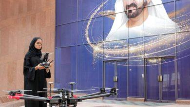 Photo of بلدية دبي تدعم أول إماراتية تحصل على رخصة طيران لطائرة بدون طيار للتصوير ثلاثي الأبعاد بإمارة دبي