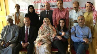 Photo of الإمارات تشارك في اجتماع اللجنة الدائمة للحريات الصحفية بالاتحاد العام للصحفيين العرب