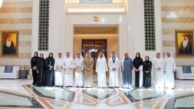 Photo of الشيخ محمد بن راشد آل مكتوم يكرم الفائزين بمؤشر التوازن بين الجنسين في دولة الامارات