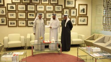 Photo of حمدان بن راشد يدعم كليات التقنية العليا بمبلغ 600 ألف درهم