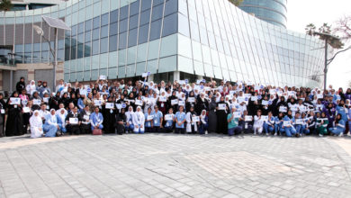 """Photo of Ministry of Health & Prevention Launches """"Nursing Now"""" Campaign"""