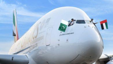 Photo of طيران الإمارات تحتفل بمرور 20 عاماً في خدمة لاهور وإسلام أباد