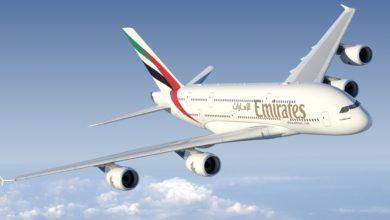 Photo of طيران الإمارات تشارك بطائرة A380 في أول معرض دولي للطيران في المملكة العربية السعودية