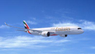 Photo of طيران الإمارات توقع صفقة مع إيرباص لشراء 40 طائرة A330-900 و30 طائرة A350-900