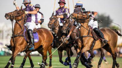 "Photo of ""ملحق "" بطولة كأس دبي الفضية للبولو يقام اليوم"