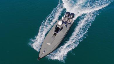 "Photo of ""المراكب"" الإماراتية تكشف عن تقنيات فائقة التطور للمراكب المسلحة ذاتية القيادة عبر عروض مباشرة"
