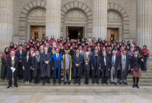 Photo of كلية آل مكتوم باسكتلندا تحتفل بتخريج الدورة 27 لبرنامج التعددية الثقافية ومهارات القيادة