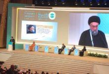 Photo of كلمة العلامة السيد علي الأمين، عضو مجلس حكماء المسلمين في لقاء الأخوة الإنسانية