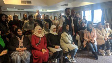 Photo of وزير العدل الاسكتلنديّ يستقبل طالبات البرنامج الأكاديميّ التدريبيّ في كليّة المكتوم.
