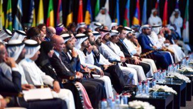 Photo of محمد بن راشد آل مكتوم يشهدت أعمال اليوم الأول من جلسات القمة العالمية للحكومات