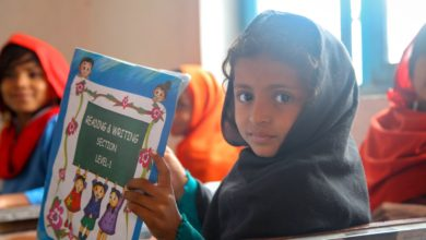 Photo of Dubai Cares' program in Pakistan marks a new milestone with 55% increase in pre-primary enrolment and 61% transition to primary school