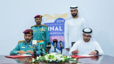 """Photo of """"شعلة الأمل"""" للأولمبياد الخاص أبوظبي 2019 تصل الامارات يوم 28 فبراير"""