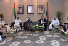 Photo of سعيد حارب يستقبل رئيس اللجنة البارالمبية الدولية