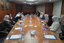 Photo of وفد جمعية الصحفيين الاماراتية يلتقى أمين الصحفيين العرب ورؤساء تحرير صحف الأهرام والاخبار