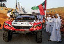 Photo of SHEIKH MANSOOR FLAGS OFF COMPETITORS IN DUBAI INTERNATIONAL BAJA