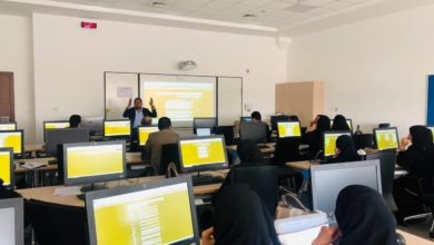 Photo of مركز جمعة الماجد يقدم دورة المكتبات لوزارة التربية والتعليم