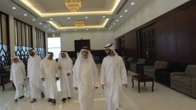 Photo of مؤسسة محمد بن راشد آل مكتوم الخيرية تدشن 3 مشاريع مجتمعية في أم القيوين