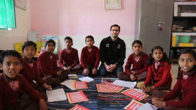 Photo of وفد دبي العطاء يقوم بزيارة ميدانية إلى الهند ليختتم رسمياً برنامجاً تعليمياً ناجحاً ويطلق تدخلاً جديداً يُعنى بالتعليم في مرحلة الطفولة المبكرة