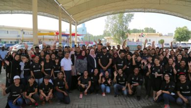 Photo of Dubai Cares' latest edition of Volunteer Emirates 2019 draws support for the National Charity School in Al Garhoud