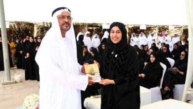 Photo of وزارة تنمية المجتمع تحتفي بموظفيها في قرية السعادة بأم القيوين