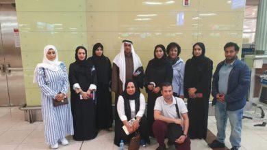 Photo of وفد جمعية الصحفيين الاماراتية في زيارة للمؤسسات الصحفية والإعلامية بالقاهرة