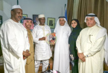 Photo of النائب الأول لرئيس بورندى يشكر حمدان بن راشد على موافقته على مشروع بناء مدرسة