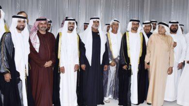 Photo of الشيخ نهيان بن مبارك ال نهيان يحضر افراح السركال