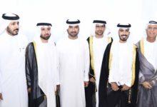 Photo of الشيخ عبدالله القاسمى يحضر افراح السركال